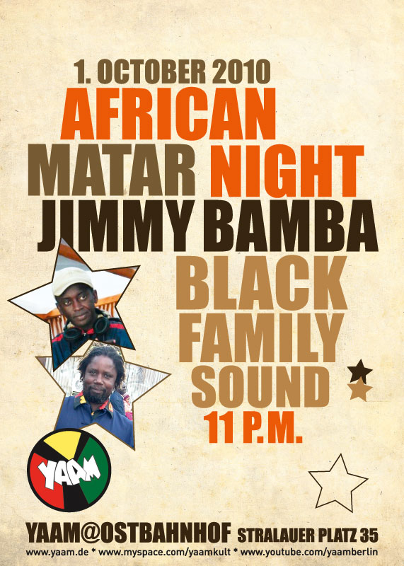 Flyer_african-night